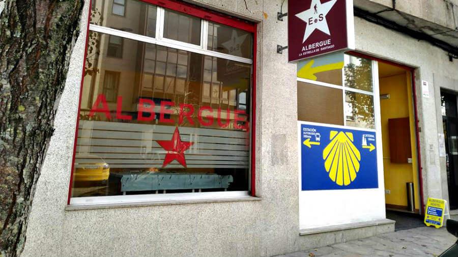 Albergue La Estrella de Santiago, Santiago de Compostela :: Albergues del Camino de Santiago