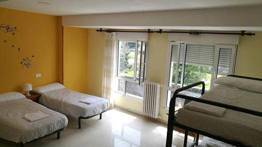 Albergue Llanes International Hostel, Póo, Asturias - Camino del Norte :: Albergues del Camino de Santiago