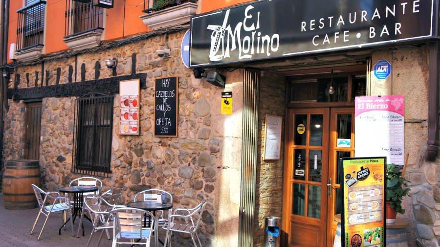 Albergue El Molino, Cacabelos, León - Camino Francés :: Albergues del Camino de Santiago