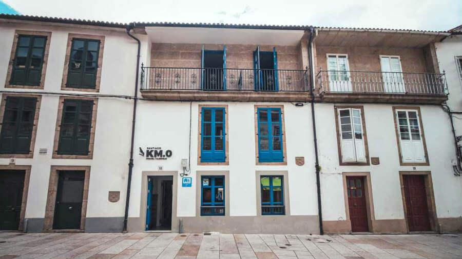 Albergue Santiago Km. 0, Santiago de Compostela :: Albergues del Camino de Santiago