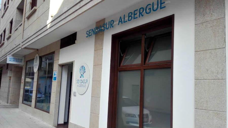 Albergue Sendasur, O Porriño - Camino Portugués :: Albergues del Camino de Santiago
