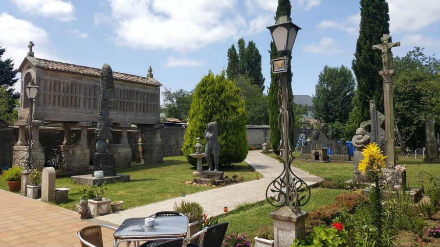 Albergue Villa San Clemente, Tui - Camino Portugués :: Albergues del Camino de Santiago