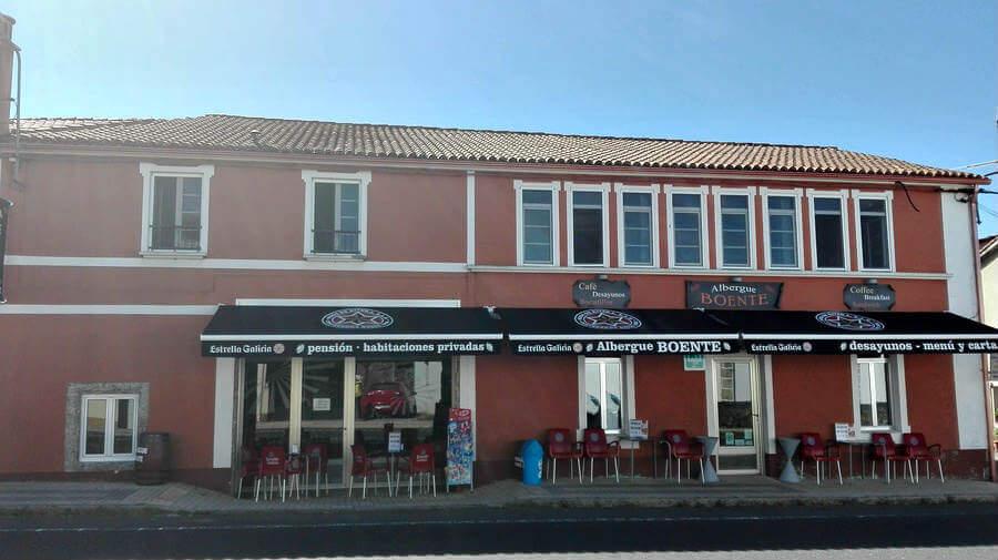 Albergue de Boente, Boente, La Coruña - Camino Francés :: Albergues del Camino de Santiago