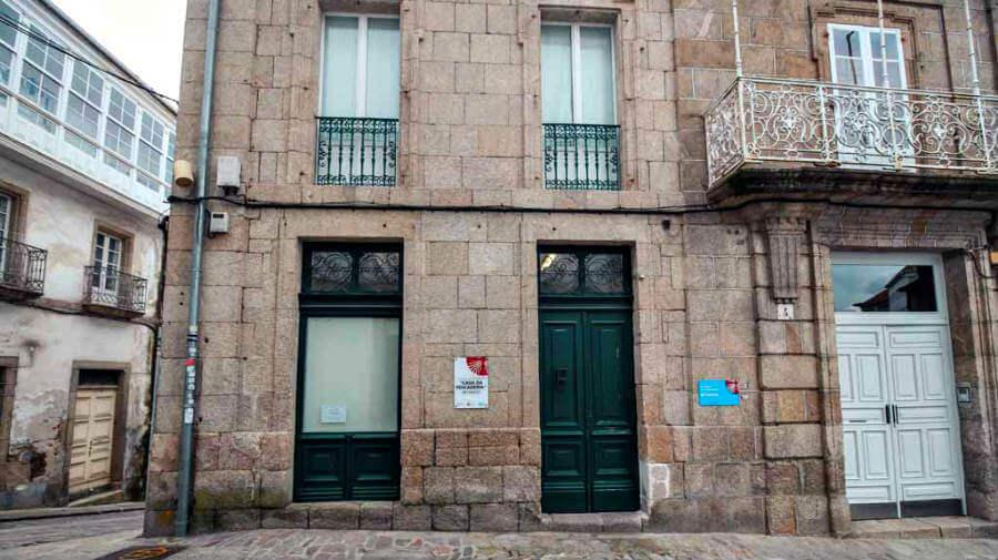 """Albergue de peregrinos de la Xunta de Galicia """"Casa da Pescadería"""" de Betanzos - Camino Inglés :: Albergues del Camino de Santiago"""