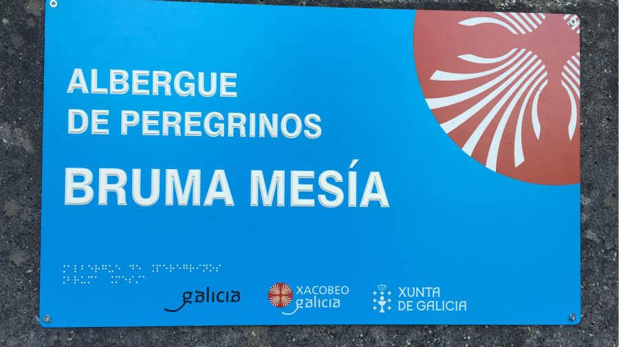 Albergue de peregrinos de la Xunta de Galicia de Bruma - Camino Inglés :: Albergues del Camino de Santiago