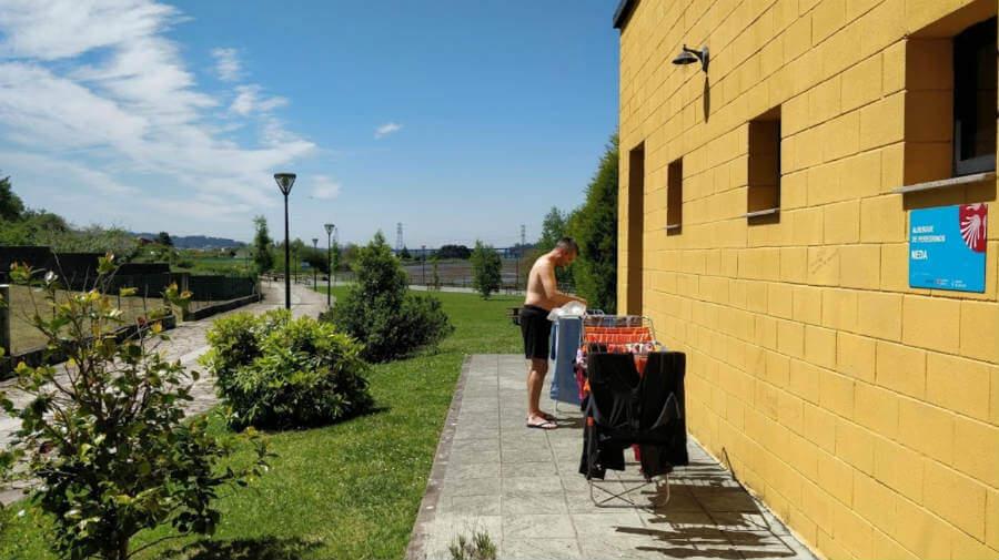 Albergue de peregrinos de la Xunta de Galicia de Neda - Camino Inglés :: Albergues del Camino de Santiago
