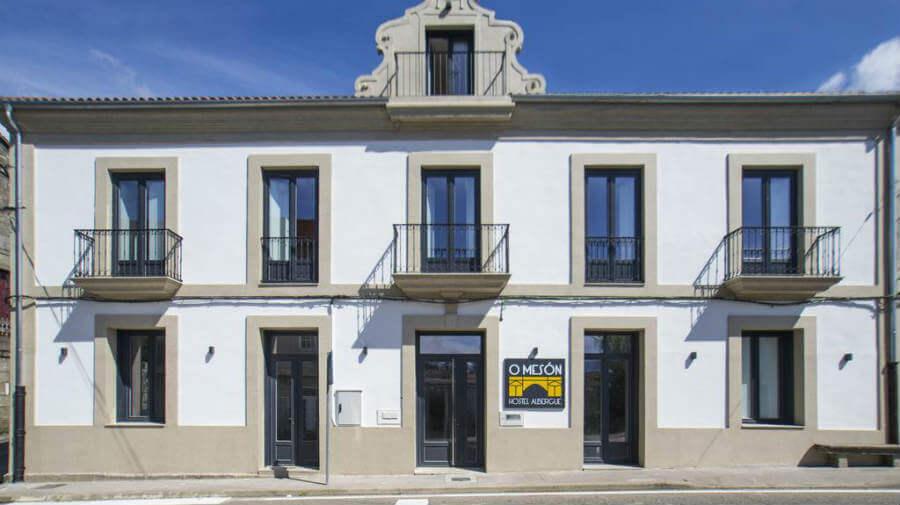 Hostel Albergue O Mesón, Ponte Sampaio, Pontevedra - Camino Portugués :: Albergues del Camino de Santiago
