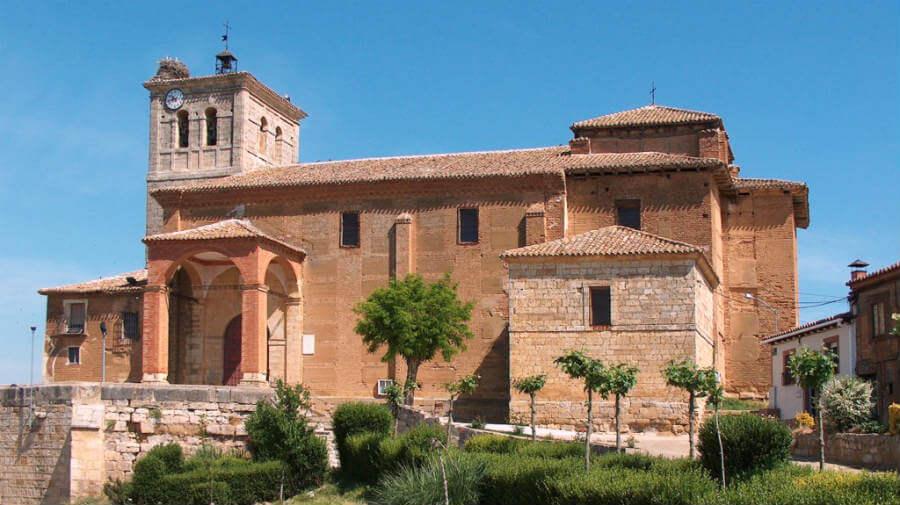 Población de Campos, Palencia - Camino Francés (Etapa de Frómista a Carrión de los Condes) :: Guía del Camino de Santiago