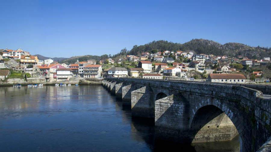 Ponte Sampaio, Pontevedra - Camino Portugués :: Guía del Camino de Santiago
