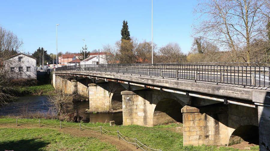 Puente de Sigüeiro - Camino Inglés :: Guía del Camino de Santiago