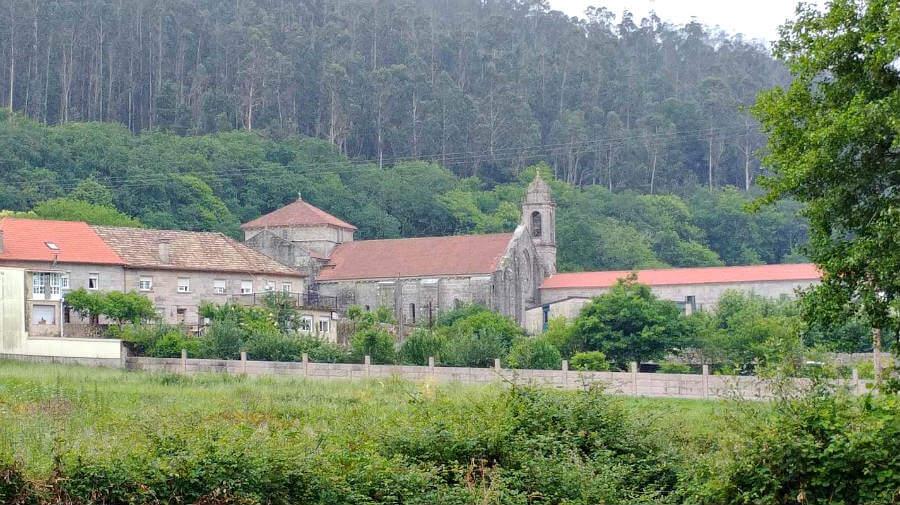 Monasterio de Armenteira - Variante Espiritual del Camino Portugués :: Guía del Camino de Santiago