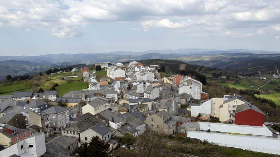 A Fonsagrada, Lugo - Camino Primitivo :: Guía del Camino de Santiago