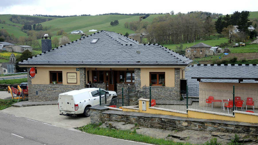 Albergue Camino Primitivo, Berducedo, Asturias - Camino Primitivo :: Albergues del Camino de Santiago