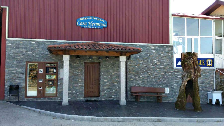 Albergue Casa Herminia, Campiello, Asturias - Camino Primitivo :: Albergues del Camino de Santiago