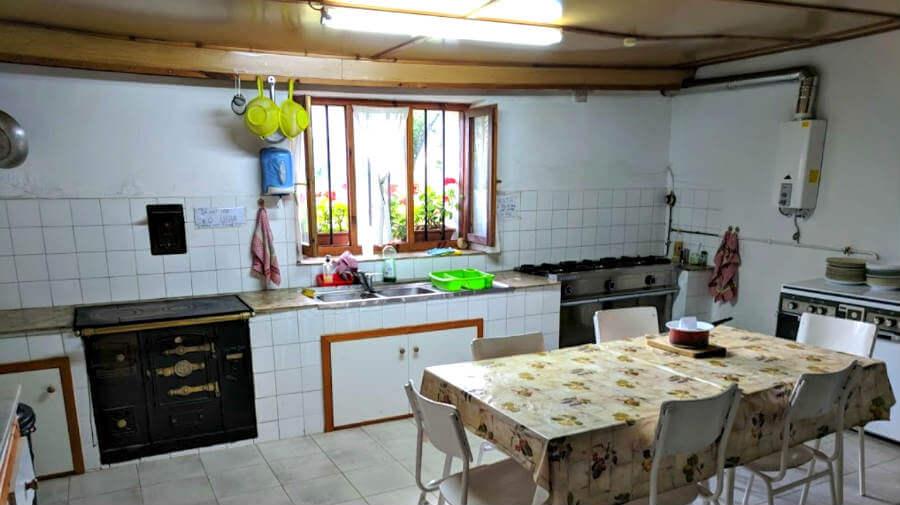 Albergue Casa Rectoral, Piñeres de Pría (Llanes), Asturias - Camino del Norte :: albergues del Camino de Santiago