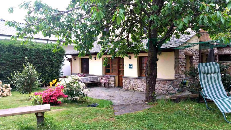 Albergue Casa Sánchez, Grandas de Salime, Asturias - Camino Primitivo :: Albergues del Camino de Santiago