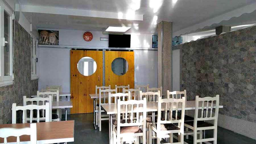 Albergue Cruz Ferreira, Ferreira, Lugo - Camino Primitivo :: Albergues del Camino de Santiago