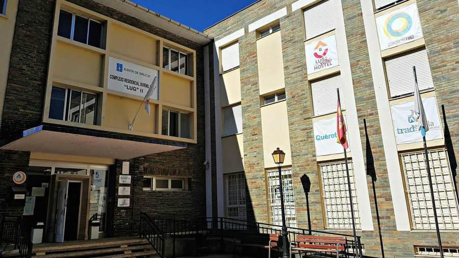 Albergue juvenil Lug2, Lugo - Camino Primitivo :: Albergues del Camino de Santiago