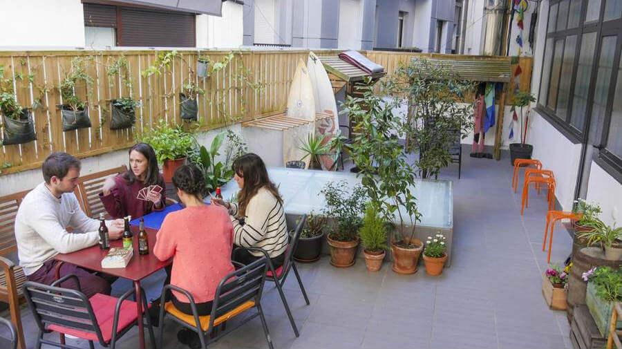 Albergue Koba Hostel, San Sebastián, Guipúzcoa - Camino del Norte :: Albergues del Camino de Santiago