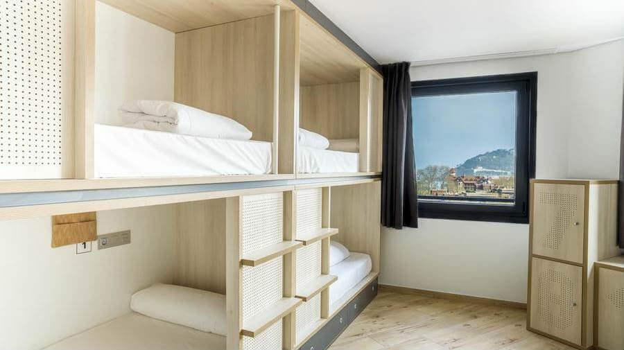 Albergue Koisi Hostel, San Sebastián, Guipúzcoa - Camino del Norte :: Albergues del Camino de Santiago