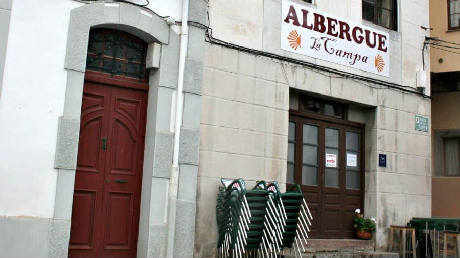Albergue La Campa, Salas, Asturias - Camino Primitivo :: Albergues del Camino de Santiago