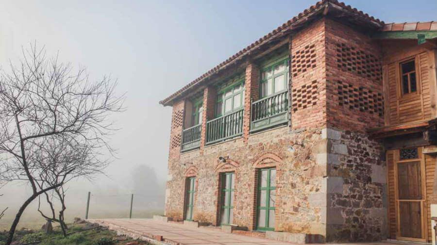 Albergue La Figal de Xugabolos, Casazorrina, Asturias - Camino Primitivo :: Albergues del Camino de Santiago