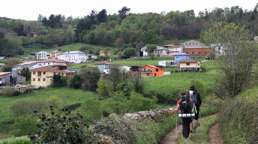 Albergue La Montera, Borres, Asturias - Camino Primitivo :: Albergues del Camino de Santiago