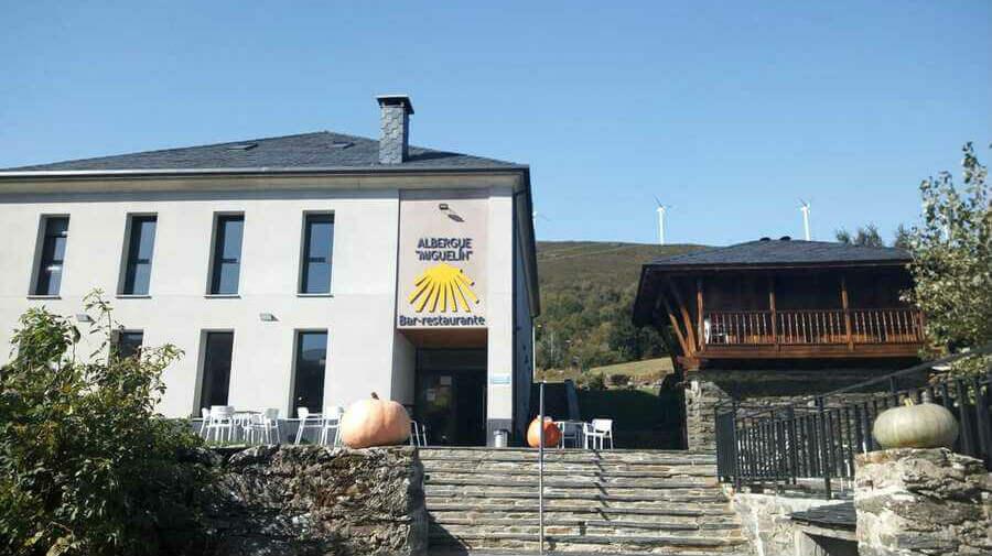 Albergue Miguelín, La Mesa, Asturias - Camino Primitivo :: Albergues del Camino de Santiago