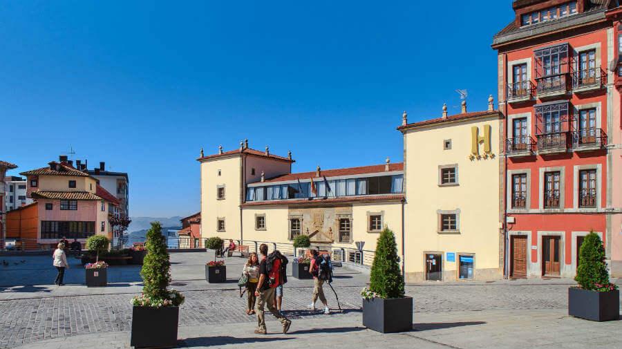 Albergue Palacio de Merás, Tineo, Asturias - Camino Primitivo :: Albergues del Camino de Santiago
