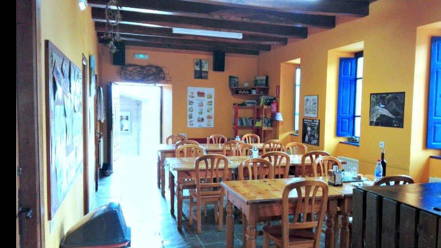 Albergue juvenil de Castro, Asturias - Camino Primitivo :: Albergues del Camino de Santiago
