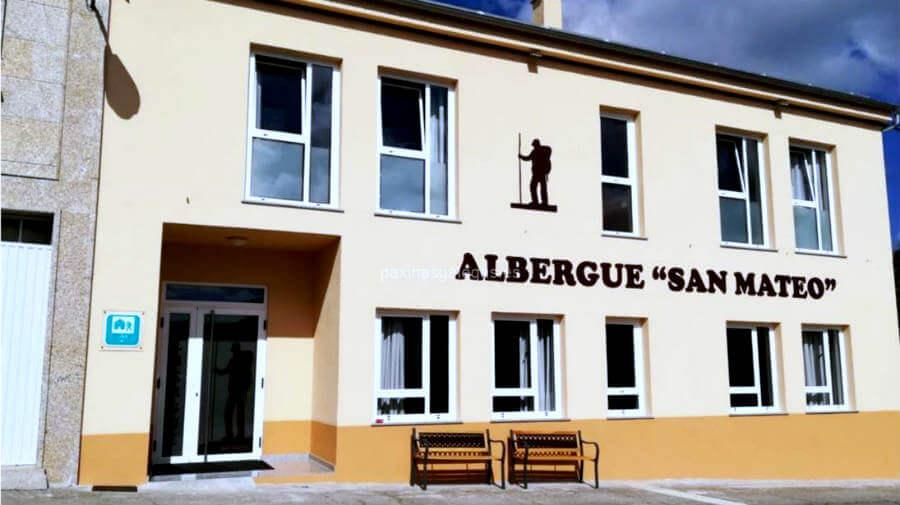Albergue San Mateo, O Cádavo Baleira, Lugo - Camino Primitivo :: Albergues del Camino de Santiago