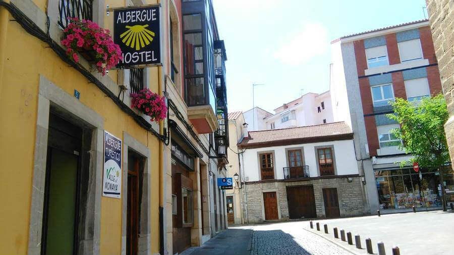 Albergue Turístico Valle del Nonaya, Salas, Asturias - Camino Primitivo :: Albergues del Camino de Santiago