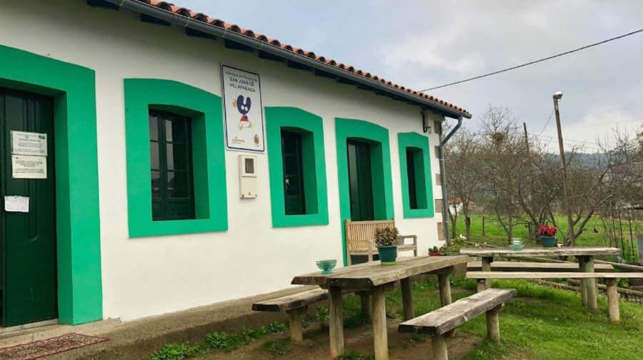 Albergue de peregrinos de San Juan de Villapañada, Asturias - Camino Primitivo :: Albergues del Camino de Santiago