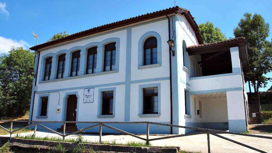 Albergue de peregrinos de Cabruñana, Asturias - Camino Primitivo :: Albergues del Camino de Santiago