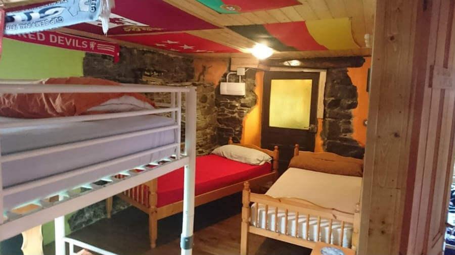 Albergue de peregrinos de Bodenaya, Asturias - Camino Primitivo :: Albergues del Camino de Santiago