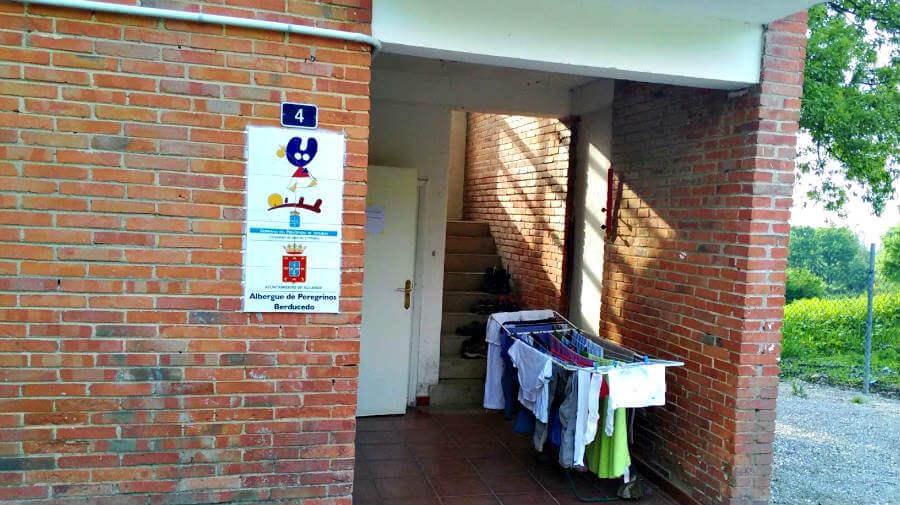 Albergue de peregrinos municipal de Berducedo, Asturias - Camino Primitivo :: Albergues del Camino de Santiago