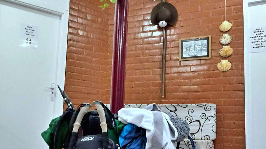 Albergue de peregrinos municipal de Irún, Guipúzcoa - Camino del Norte :: Albergues del Camino de Santiago