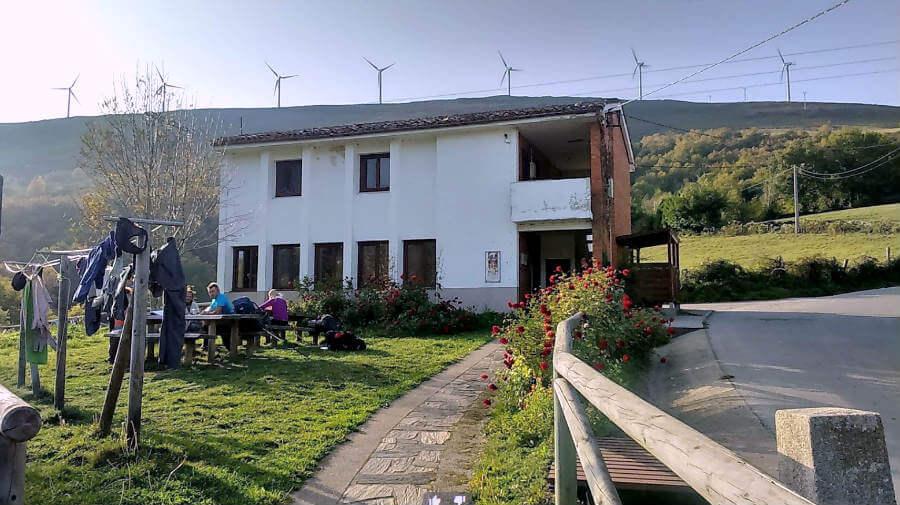 Albergue de peregrinos municipal de La Mesa, Asturias - Camino Primitivo :: Albergues del Camino de Santiago