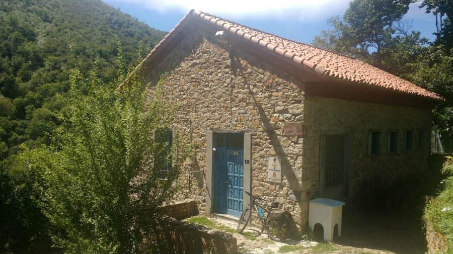 Albergue de peregrinos de Peñaseita, Asturias - Camino Primitivo :: Albergues del Camino de Santiago