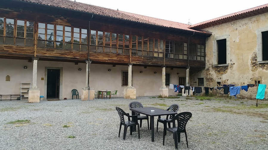 Albergue de peregrinos de Cornellana, Asturias - Camino Primitivo :: Albergues del Camino de Santiago