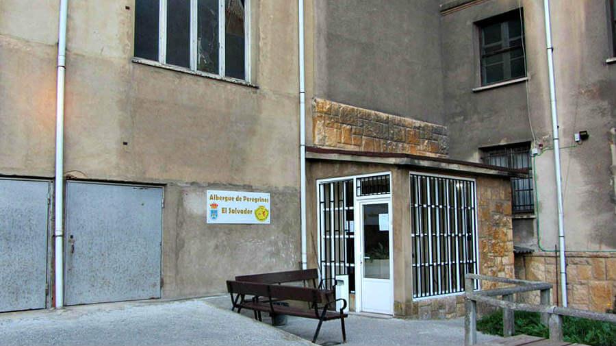 Albergue de peregrinos de El Salvador, Oviedo - Camino Primitivo :: albergues del Camino de Santaigo