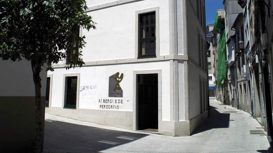 Albergue de peregrinos de la Xunta de Galicia de Lugo - Camino Primitivo :: Albergues del Camino de Santiago