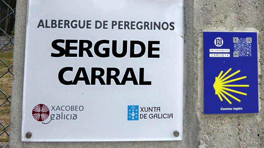 Albergue de peregrinos de la Xunta de Galicia de Sergude-Carral - Camino Inglés :: Albergues del Camino de Santiago