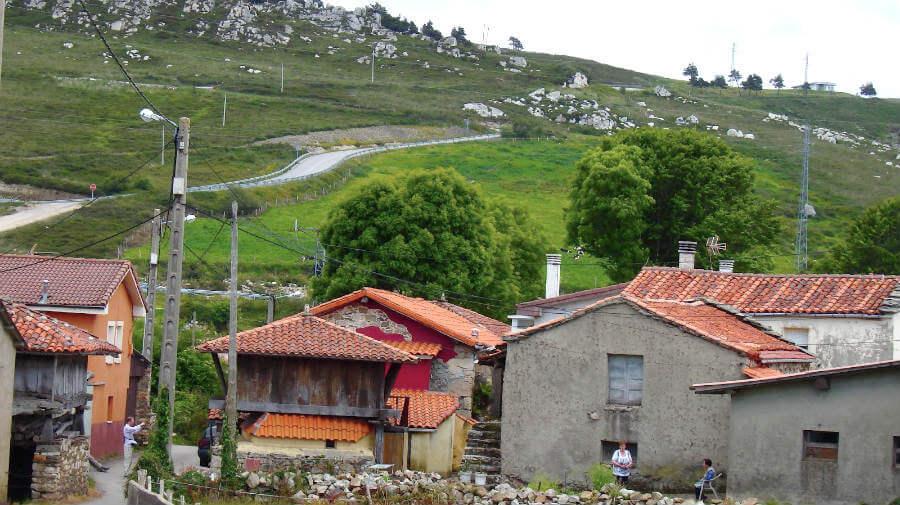 Bodenaya, Asturias - Camino Primitivo :: Guía del Camino de Santiago