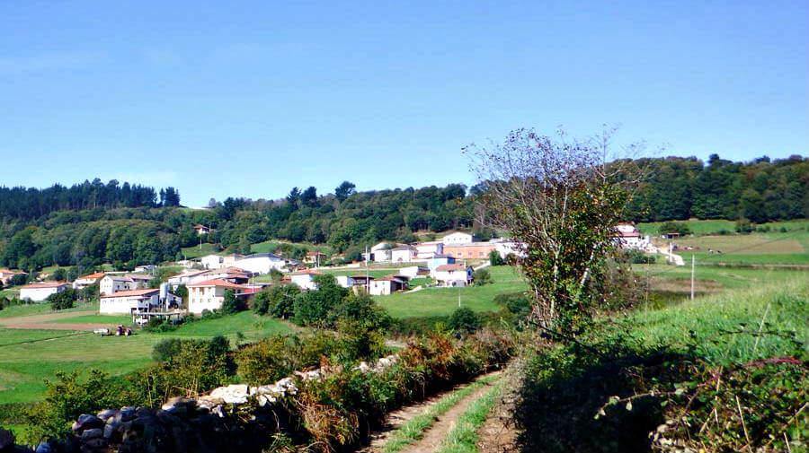 Borres, Asturias - Camino Primitivo :: Guía del Camino de Santiago