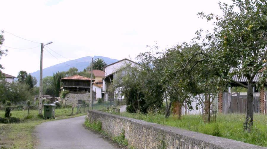 Casazorrina, Asturias - Camino Primitivo :: Guía del Camino de Santiago