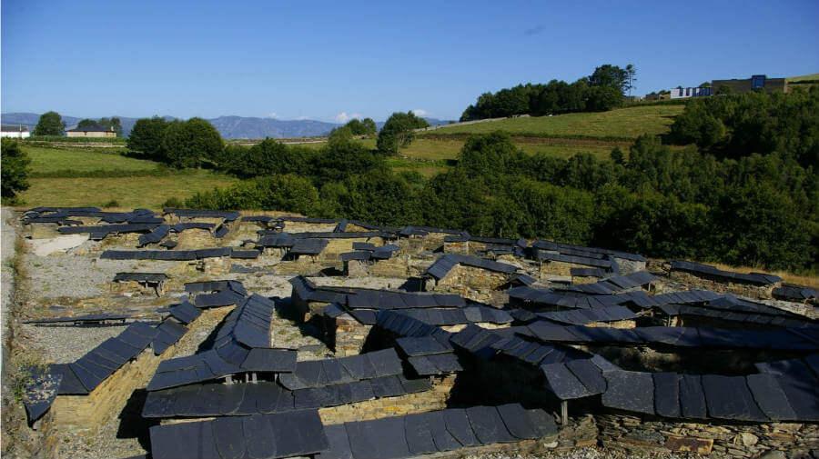 Sitio arquelógico de Castro, Asturias - Camino Primitivo :: Guía del Camino de Santiago