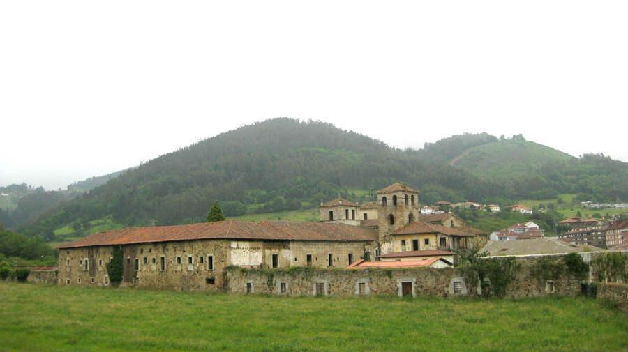 Vista de Cornellana, Asturias - Camino Primitivo :: Guía del Camino de Santiago