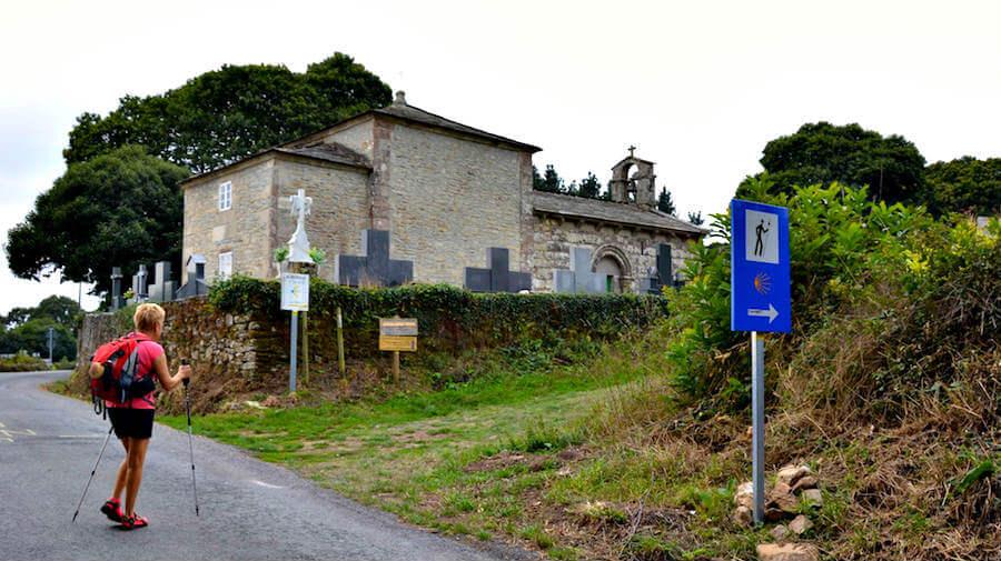 Ferreira, Lugo - Camino Primitivo :: Guía del Camino de Santiago