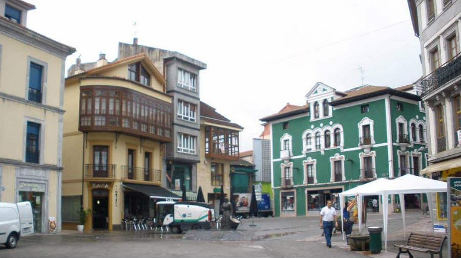 Grado, Asturias - Camino Primitivo :: Guía del Camino de Santiago